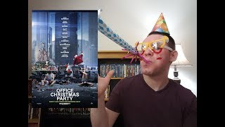 Netflicks Nights #10: Office Christmas Party (2016)