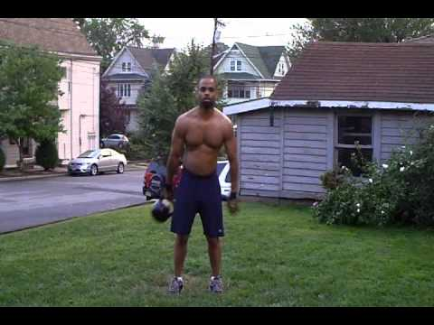 Kettlebell Circuit 7 Minutes of Hell (20kg)