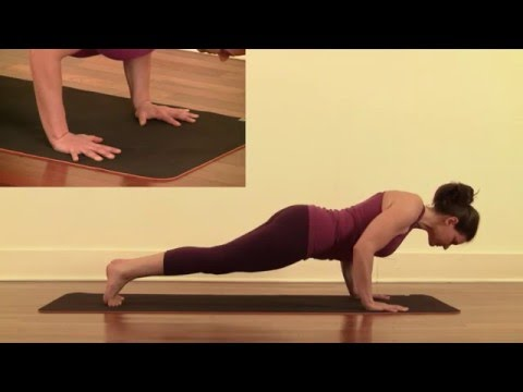 Forrest Yoga Basic Moves with Erica Mather: Active Hands