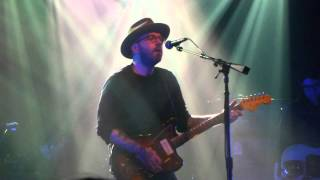 """City And Colour - """"Thirst"""" & """"Fragile Bird"""" into """"Hope For Now"""" - live Tonhalle Munich 2014-02-19"""