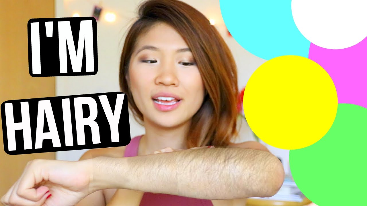 i'm hairy!! 10 facts about me! fashionbyally - youtube