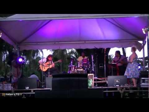 Jade Leonard sings Corcovado at the Fiji International Jazz and Blues Festival 2012