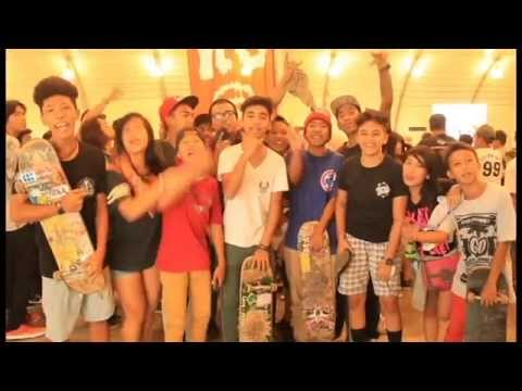 K! Exclusives - #GoSkateboardingDay Manila (June 21, 2015)