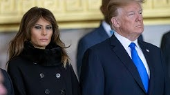 Melania & Donald Trump - Dieser Auftritt sagt alles! Steht die Ehe vor dem Aus?