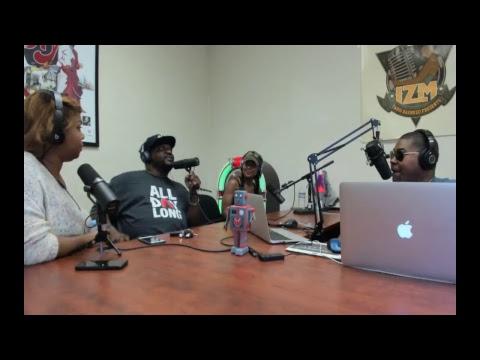 IZM Radio Interview with Aries Spears