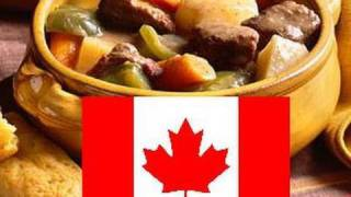 Mmm, Beef Stew On Canada Day Weekend