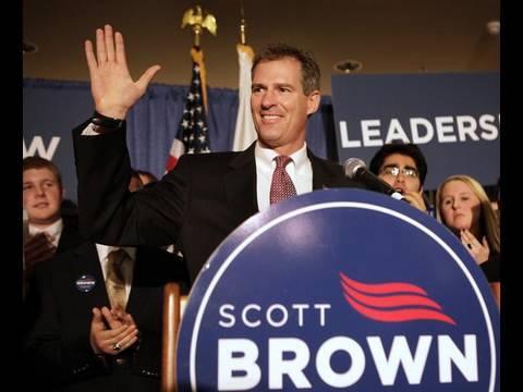 It's Official: Scott Brown Beats Coakley In MA