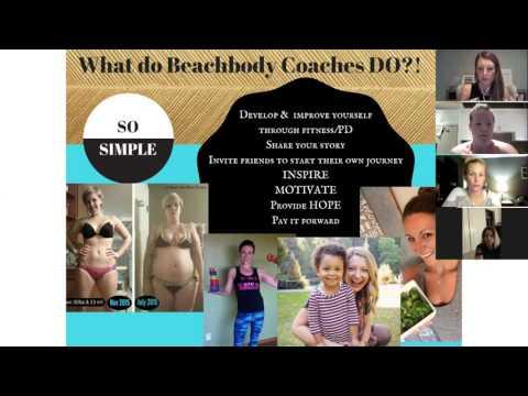 Sneak Peek into Beachbody Coaching