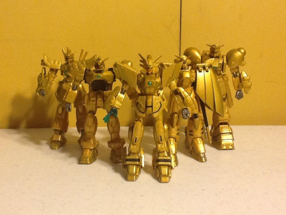 1 144 G Gundam Hyper Mode Bolt Gundam