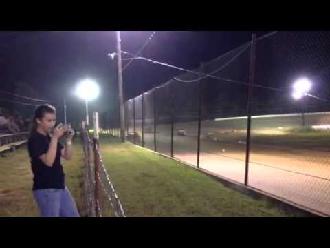 West Siloam Speedway feature (8-29-14)