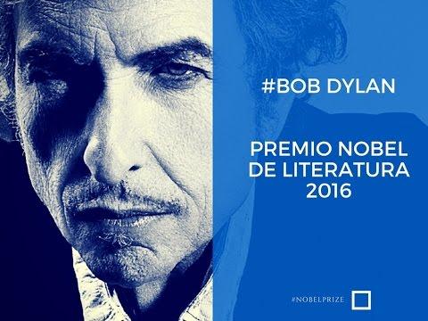 Bob Dylan premio Nobel de literatura