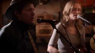 """Whitehorse and Noah Gundersen perform Neil Young's """"Helpless."""""""