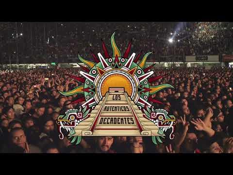 Los Auténticos Decadentes - Foro Sol - 13 de septiembre (Trailer)
