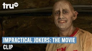 Impractical Jokers: The Movie - Joe The Cave Troll | Trutv