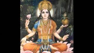 Lakshmi Ashtothram   MS Subbu Lakshmi