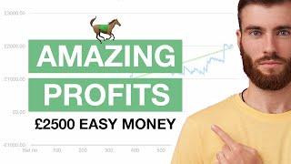 AMAZ NG Horse Racing System Make With Each Way Value Betting No Lay