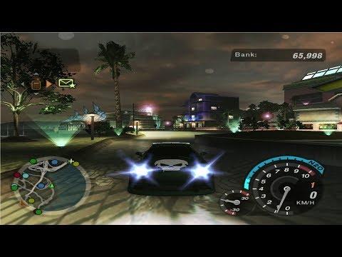Need For Speed Underground 2: Walkthrough #158 - 2nd & Bellevue [Sprint] (Stage 5)