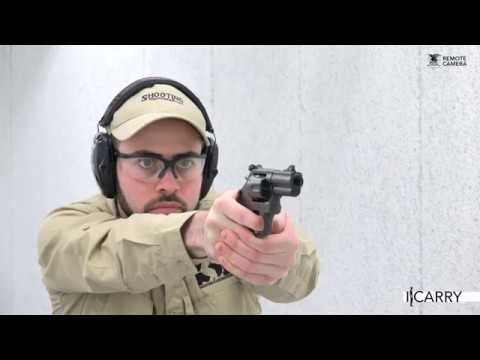 I Carry: Smith & Wesson Model 19 Carry Comp in a CrossBreed Holster