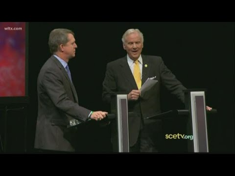 Henry McMaster, James Smith Spar In First South Carolina Governor Debate