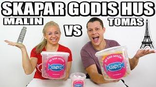 SKAPAR GODIS HUS *TOMAS VS MALIN*