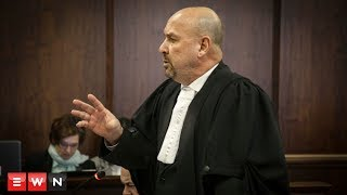 Van Breda brings forward application to appeal his conviction
