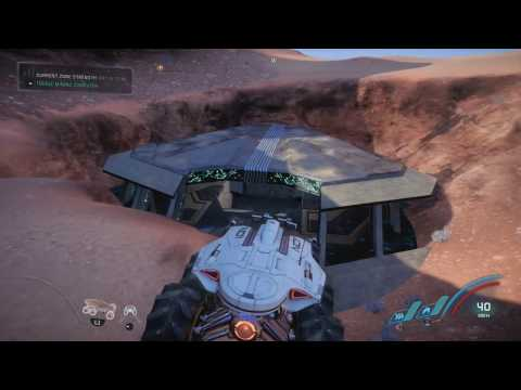 Mass Effect Andromeda - Crytographer Trophy/Achievement Guide (All 20 Remnant Puzzles)