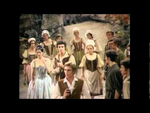 American Ballet Theatre Giselle 1969 (Complete)