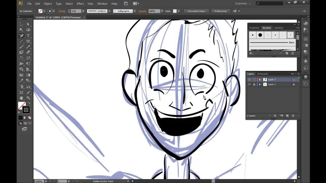 How To Draw Cartoons For Whiteboard Animation