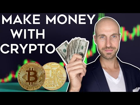 How To MAKE MONEY With CRYPTO (TOP 5 BEST WAYS)
