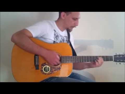 Driving Towards The Daylight - Joe Bonamassa (Acoustic Cover)