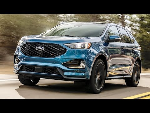 2019 Ford Edge ST Review // Would you buy one?