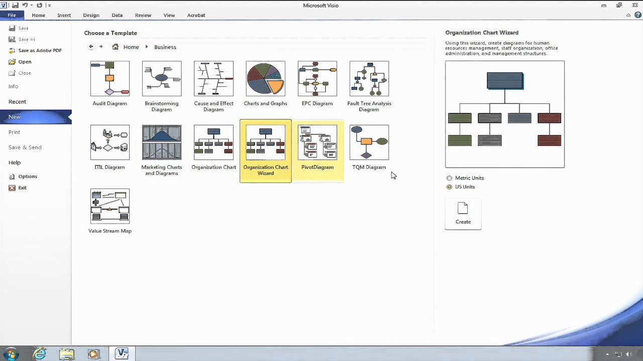 Microsft visio simplifying organization chart creation youtube microsft visio simplifying organization chart creation ccuart Image collections