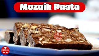 Mozaik Pasta Tarifi | Pişirmece