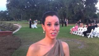 bride's testimony about wedding ceremony music in columbia sc
