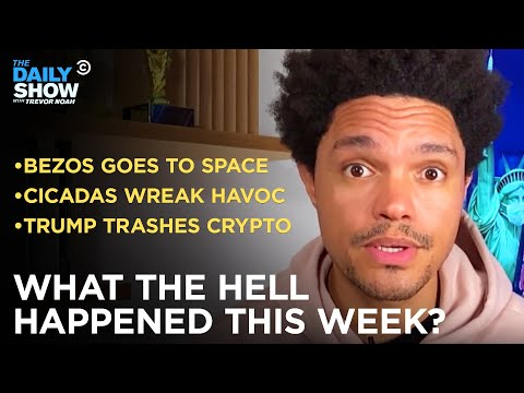 What the Hell Happened This Week? - Week of 6/7/2021 | The Daily Show