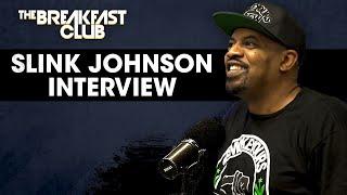 Slink Johnson On Black Jesus Charlie Murphy White Women  More