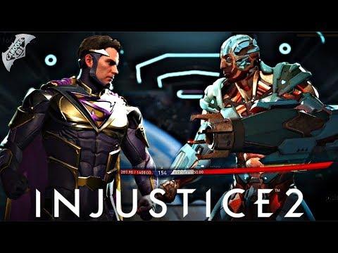 Injustice 2 Online - THE COMEBACK CHALLENGE!