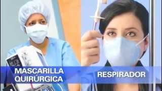Diferencias entre Mascarilla de Respiración y Mascarilla Quirúrgica