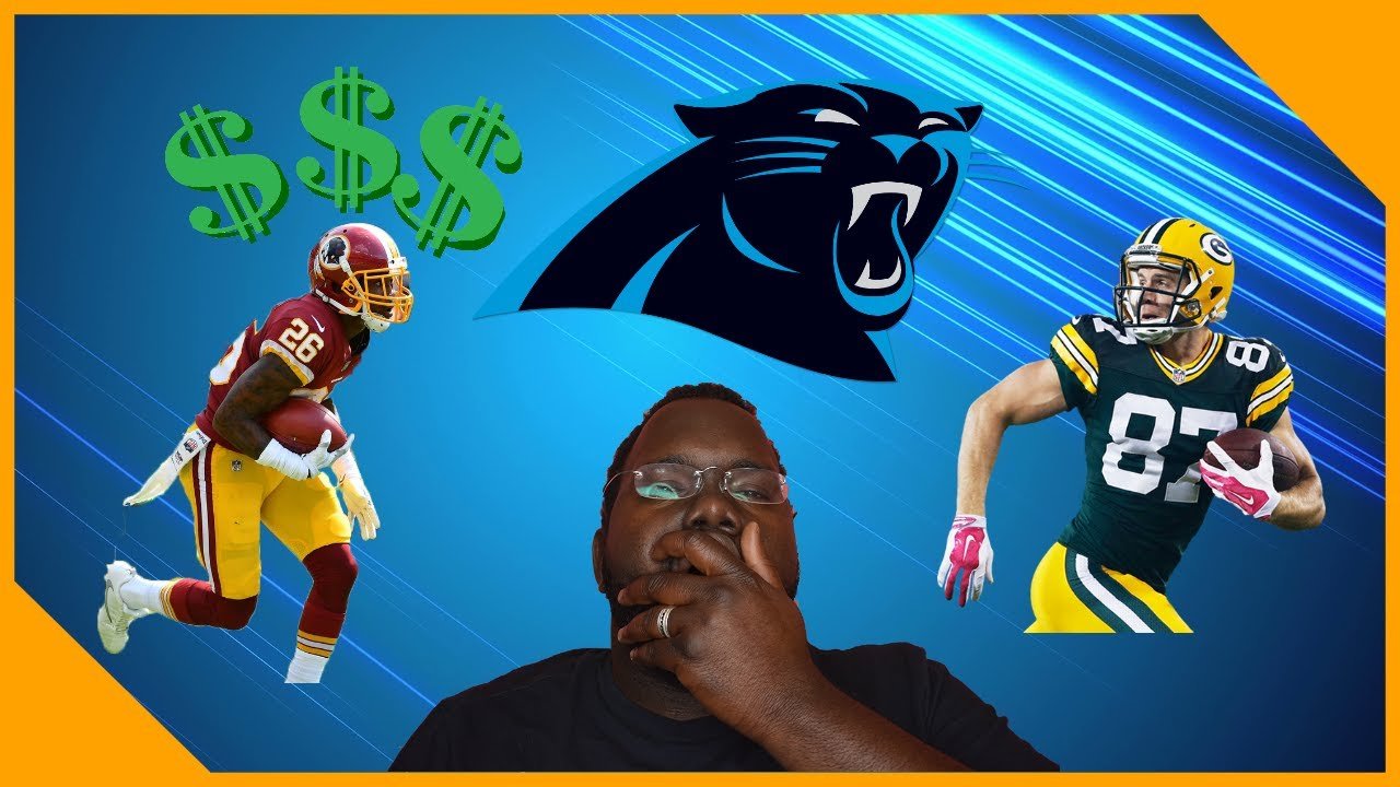 watch 86e02 84d96 Carolina Panthers To Sign Bashaud Breeland!!! Is Jordy Nelson A Free Agency  Target?!!!  LCameraTV