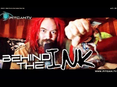 SOULFLY - Behind The Ink w/ Max Cavalera (Tattoo Talk)