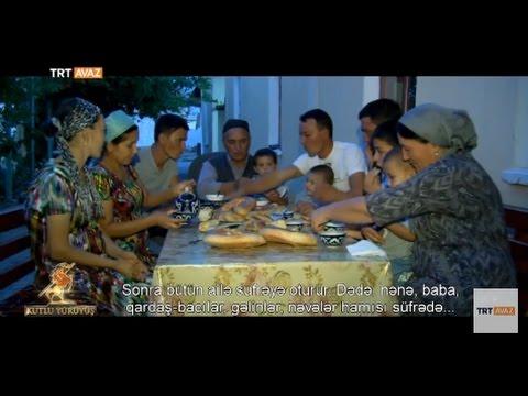 Özbekistan'da Bir Eve Konuk Olduk - TRT Avaz