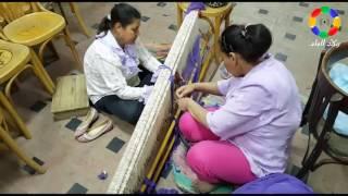 """مدينة أخميم.. 3 آلاف عام في صناعة النسيج و""""شغل اليد"""""""