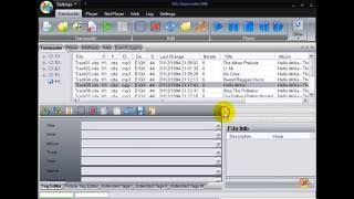 GX Transcoder Tutorial Rip CD Audio (Full Download)