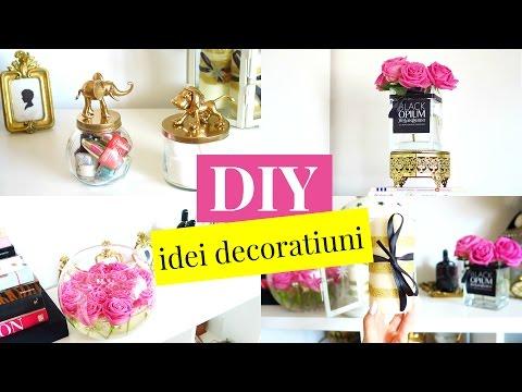 DIY - Idei de decorare ieftine si ochioase :)
