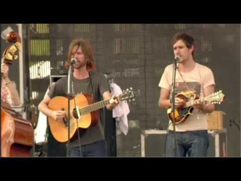 Old Crow Medicine - Cocaine Habit (Coachella 2010).mov