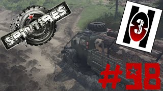 Spintires Episode 98 - COAST map DONE
