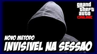 GTA 5 ONLINE - NOVO GLITCH OCULTO DO RADAR NA SESSÃO 1.30