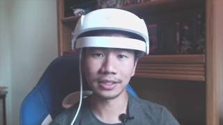 iRestore Laser Hair Growth System Review, Ep. 2 (Week 2/Day 14)