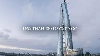 Crown Residences at One Barangaroo   100 days to g...
