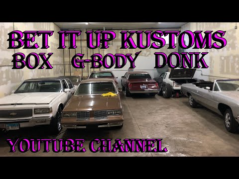 GBODY BOX DONK BET IT UP KUSTOMS CUSTOM SUSPENSION GIVEAWAY CASH APP $JBird567 Jaime Bourgoine $45.0